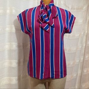 Vintage Stirling Cooper button down top